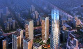 新光大中心项目